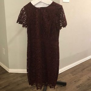 RSVP by Talbots Lace Dress